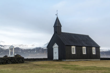 church at Búðir