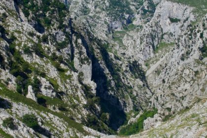 Cares Trail, Picos de Europa