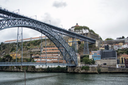a view of Ponte Luís I