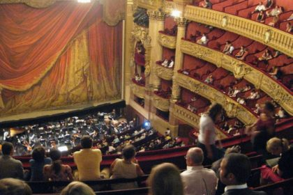2010, returned to see the ballet